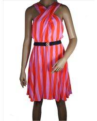 Guess Hennie Dress Vestido - Rosa