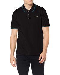 Lacoste Polo-Lacoste PH5522 Paris Polo Shirt-Bleu//Rouge//Blanc//Noir//Gris