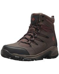 Columbia Gunnison Omni-heat Hiking Shoe - Multicolour