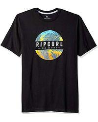 Rip Curl Mason Rockies Classic Tee - Black