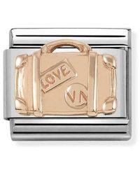 Nomination Bracelet chette 430102/07 430102/07 Marque - Métallisé