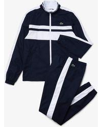 Lacoste Sport WH9691 Trainingsanzug - Blau