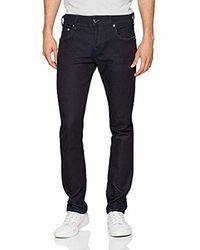 True Religion Rocco Jeans Slim Uomo - Blu