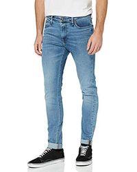 Lee Jeans Malone Jeans Skinny Uomo - Blu