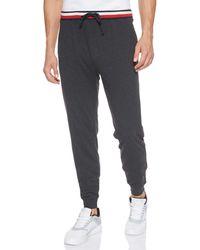 Tommy Hilfiger Cuff Jersey Pant Pantalones térmicos - Gris