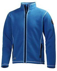 Helly Hansen - Workwear Hay River Polartec Fleece Big And Tall Jacket - Lyst
