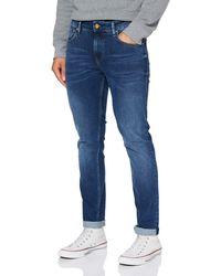 Scotch & Soda Skim-blauw Jeans - Blue