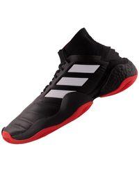 adidas Baskets à crampons Predator - Noir