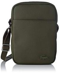 Lacoste Sac Homme Access Premium Shoulder Bag - Green
