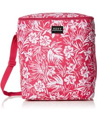 Roxy Just Be Cool Insulated Cooler Bag - Purple