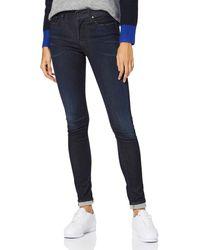 Replay New Luz Hyperflex Clouds Skinny Jeans - Blue