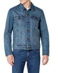 Levi's Trucker Jacket Blouson - Bleu
