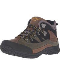 New Balance Dunham Cloud Mid Cut Waterproof Boot - Grey