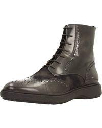 Geox D Prestyn A Boots - Black