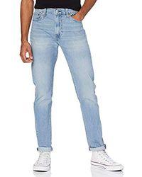 Levi's 510 Skinny Fit Vaqueros para Hombre - Azul