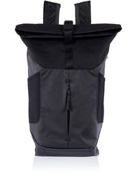 Timberland S Roll Top Backpack Black