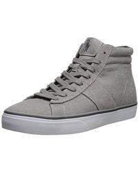 Polo Ralph Lauren - Shaw Sneaker - Lyst