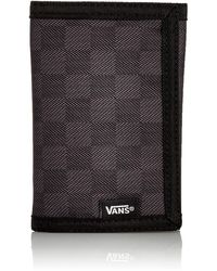 Vans Slipped Travel Accessory-Tri-Fold Wallet - Multicolore