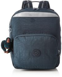 Kipling Seoul Go Laptop Backpack - Blau