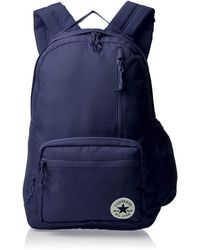 Converse Go Backpack 10007271-a02; Backpack; 10007271-a02; Navy; One Size Eu - Blue