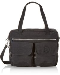 Kipling Maric Briefcase 40 Cm - Black
