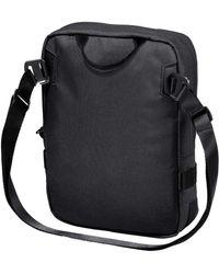 Jack Wolfskin 's Trt Utility Shoulder Bag - Black