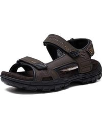 bd6e022c03e1 Lyst - Keen Hilo Leather Sandal in Brown for Men