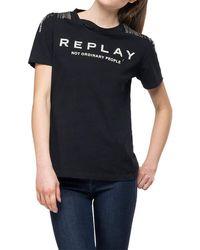 Replay - W3217b.000.22660 T-Shirt - Lyst