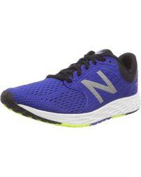 New Balance Zante V4 Fresh Foam Running Shoe - Black