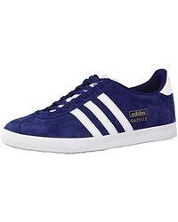 adidas Gazelle Og Men's Shoes (trainers) In Blue for Men Lyst