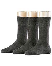 Esprit Socken (2er Pack) - Schwarz