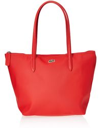 Lacoste Nf2037 Cross-body Bag - Red