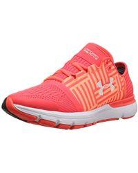 online store eade6 5c3fd Under Armour Women's Ua Speedform® Gemini 2 Running Shoes in ...