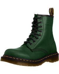 Dr. Martens 1460 Combat Boots - Grün