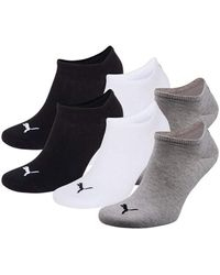 PUMA Invisible Sneakersocken - Nero