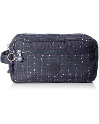 Kipling Agot Luggage 3 L Dark Plum - Bleu
