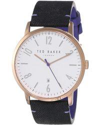 Ted Baker Orologio - - - TE50279003 - Metallizzato