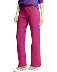 Hanes - Middle Rise Sweatpant - Lyst
