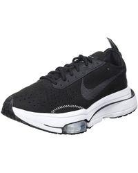 Nike Air Zoom-Type Black/ Dark Grey-Canvas-Hyper Pink - Noir