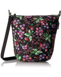 Vera Bradley Carson Hobo Bag-signature - Multicolor