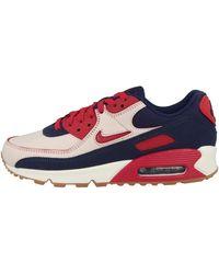 Nike Sneaker da uomo Low Air Max 90 Premium - Blu