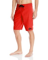 Quiksilver Everyday 21 Inch Boardshort - Red