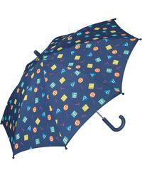 ESPRIT Parapluie Cannes Femme Multicolore Bleach Coral 105 cm