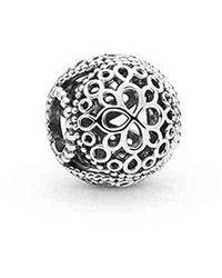 PANDORA - Bead Charm Donna argento - 797853 - Lyst