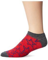 DIESEL - Allover Stars Pattern Socks - Lyst
