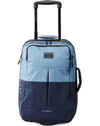 Rip Curl F-light Cabin 35l Combine S Luggage One Size Blue