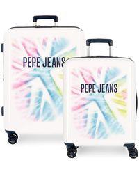 Pepe Jeans - Eevie Eevie Set 55-70 Bianco - Lyst