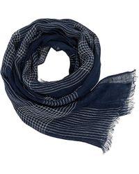 Esprit 041ea2q302 Scarves - Blue