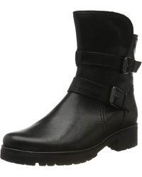 Gabor Shoes Comfort Sport Stiefeletten - Schwarz