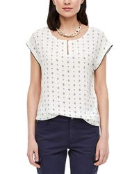 S.oliver T-Shirt - Weiß
